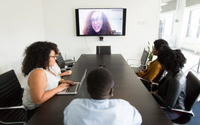 Video Conferencing as the Future of Business Meetings